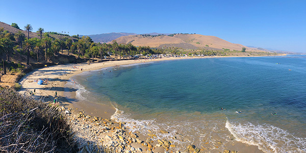Santa Barbara Beaches Santabarbara