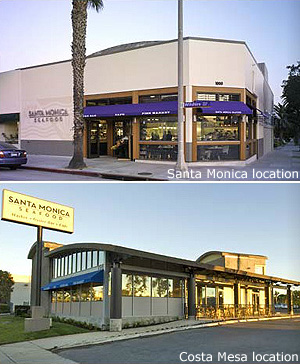 Santa monica seafood to open downtown the restaurant guy for Santa monica fish market
