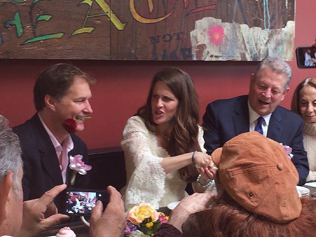 Jonathan guy wedding