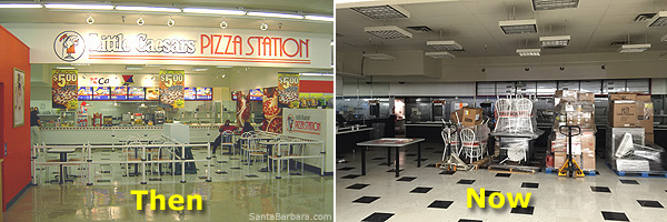 Big Italian Restaurants Near Me: LITTLE CAESARS PIZZA CLOSES