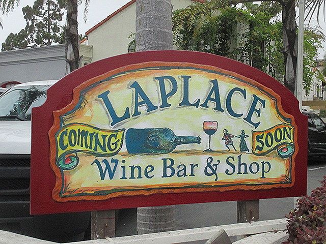 Coming Soon-Laplace Bar