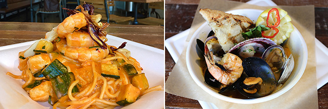 Koa Seafood S New Dinner The Restaurant Guy