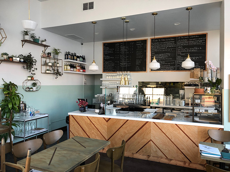Mooving In Bossie S Kitchen Opens On Milpas The Restaurant Guy